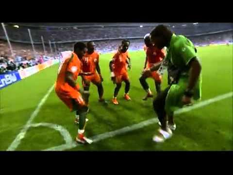 K'naan   Wavin' Flag FIFA World Cup 2010 HQ MUSIC VIDEO H264 AAC JAGUAR7™