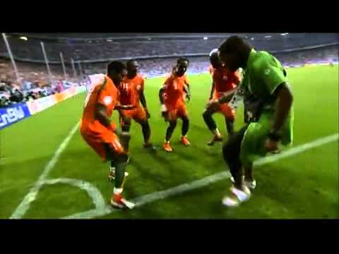 K'naan   Wavin' Flag FIFA World Cup 2010 HQ MUSIC VIDEO H264 AAC JAGUAR7™