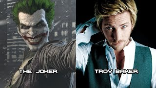 Characters and Voice Actors - Batman: Arkham Origins