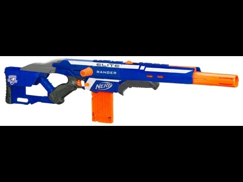 Nerf News Ranger One Rhino Fire And Sonic Centur Youtube