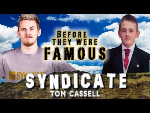 SYNDICATE - Before They Were Famous - Tom Cassell