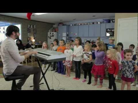 Cave Creek Montessori Music Class