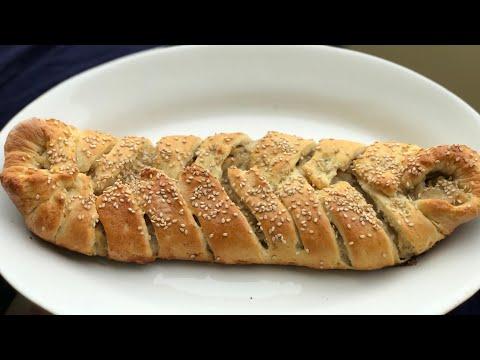 Braided chicken bread recipe chicken bread recipe
