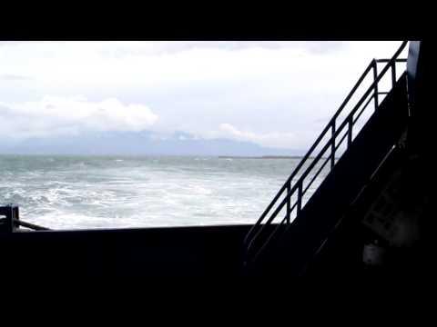 RORO Ferry from Pulupandan to Sibunag Port at Guimaras Island, Philippines