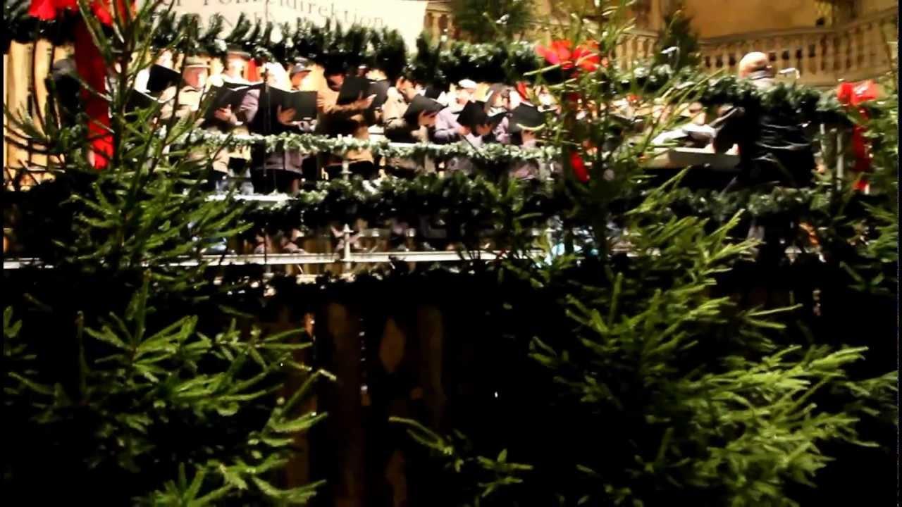 Chöre Singen Weihnachtslieder.Weihnachtslieder Vom Chor Der Polizeidirektion Esslingen