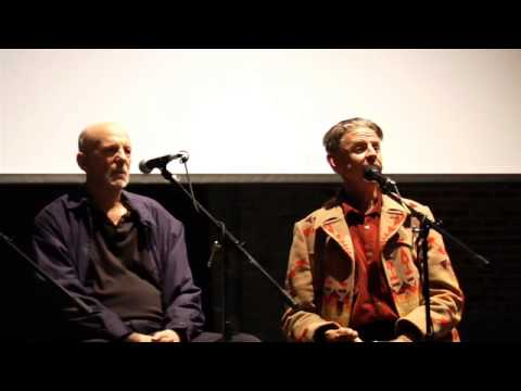 Walker Q&A with Alex Cox & Rudy Wurlitzer at Basilica Hudson