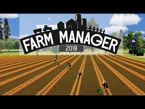 Farm Manager 2018 - #19 Spring Field Work - Farm Manager 2018 Gameplay