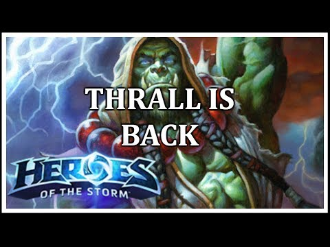 McIntyre - PTR Thrall is back - New Thrall Gameplay