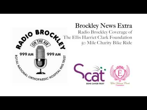 Brockley News - 2014 EHC Foundation Charity Bike Ride