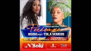 Nsoki Feat. Yola Semedo - Perdoa-me (Audio)