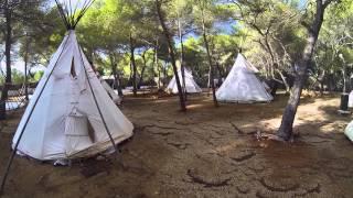 Camping  Es Cana Ibiza