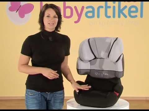 Download CYBEX Solution X - Kindersitz Gr. 2/3   Babyartikel.de