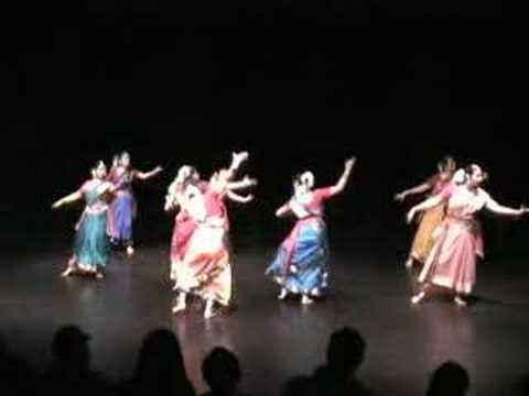Notinee 2007 annual recital -- our prayer dance