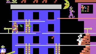 ColecoVision Longplay [010] Popeye