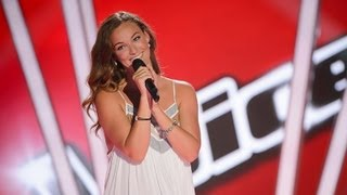 Imogen Brough Sings Never Let Me Go The Voice Australia Season 2
