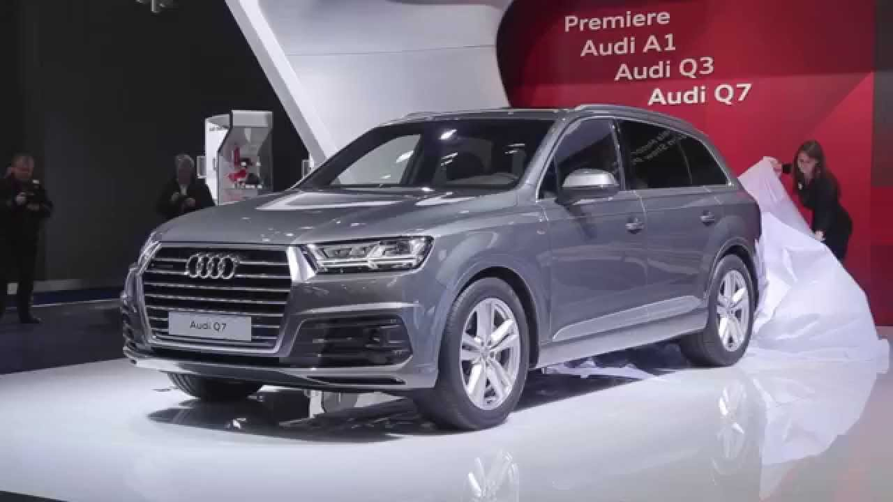 Salon de bruxelles audi q7 youtube - Salon auto bruxelles ...