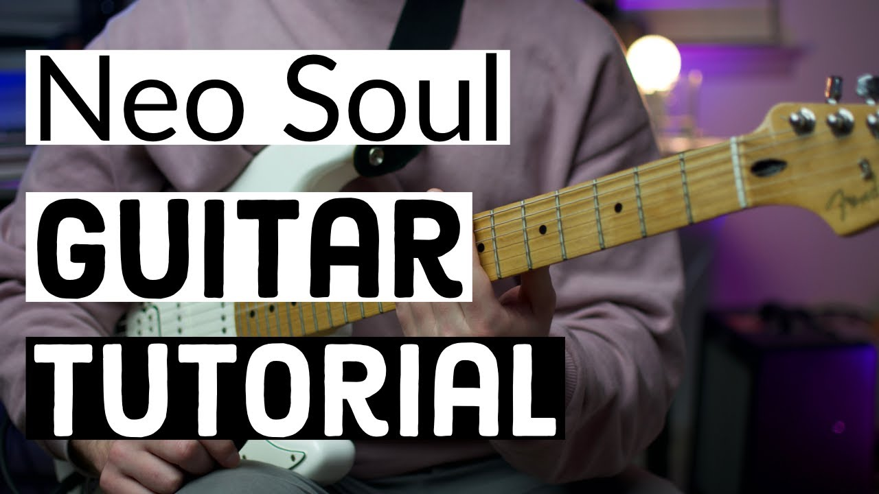 How to play a tricky neo-soul piece!! (full guitar tutorial)