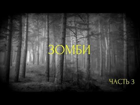 Страшные истории на ночь- Зомби часть 3