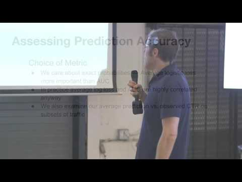 Chris Evans on Real-Time Click Prediction @ AdRoll