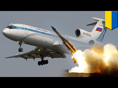 MH17 animation: flight wasn't the only plane blown up by a missile from Ukraine