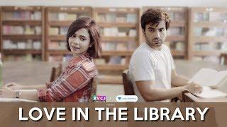 Love In The Library | Ft. Ayush Mehra & Shreya Gupto | RVCJ
