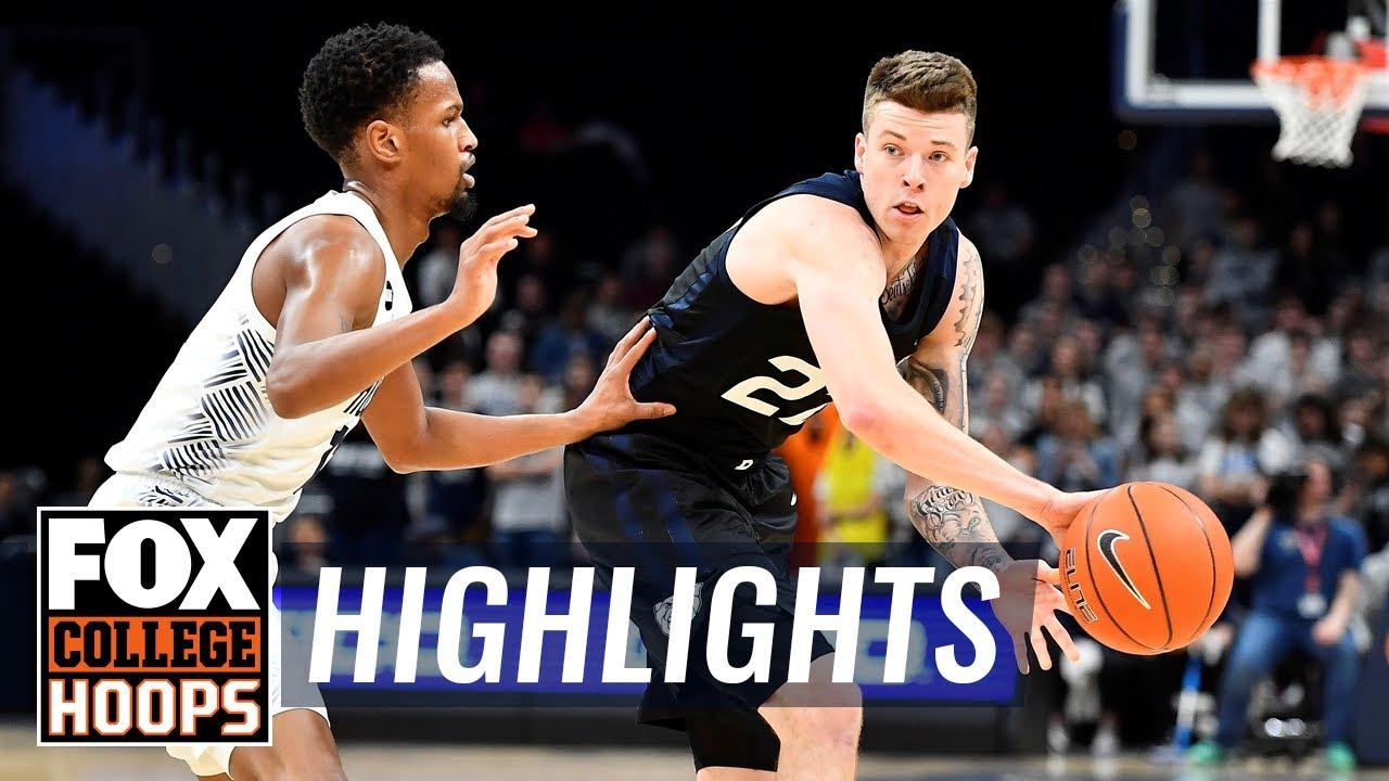 Sean McDermott leads second half comeback as Butler beats Georgetown  HIGHLIGHTS