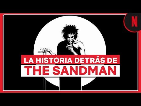 Primer vistazo a The Sandman con su creador Neil Gaiman