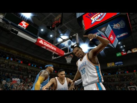 Nuggets @ 2012 Thunder FULL GAME
