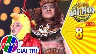 Cặp đôi hài hước Mùa 3 - Tập 8: Nấc thang cuộc đời - Việt Trang, Đông Hải