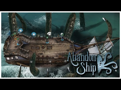 Abandon Ship [Early Access] - Let's Play / Gameplay / Beverage