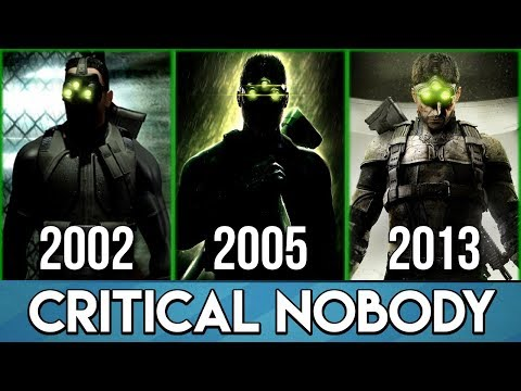 Reviewing EVERY Splinter Cell - Critical Nobody