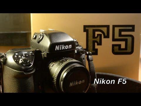 Nikon F5 Professional Film SLR