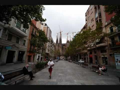 Homage To Catalonia (Original Song & Photos)