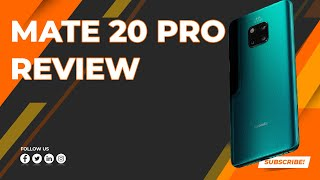 Huawei Mate 20 Pro Review in sinhala