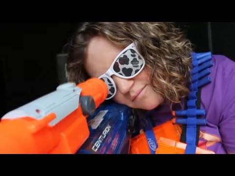 Nerf War:  Payback Time 10