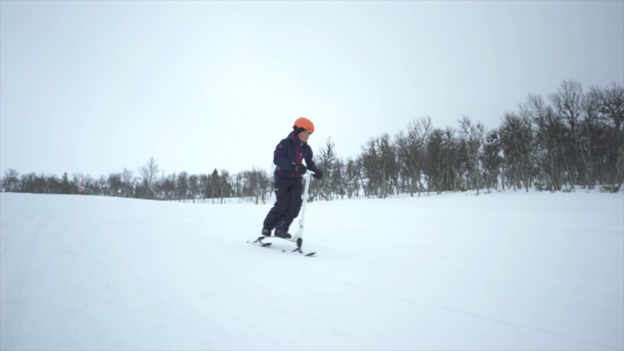Fräscha STIGA Snow Kick Flex & Snow Kick STX Free - YouTube AU-24