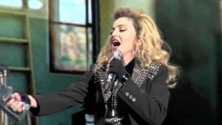 Madonna Body Shop Rebel Heart Tour