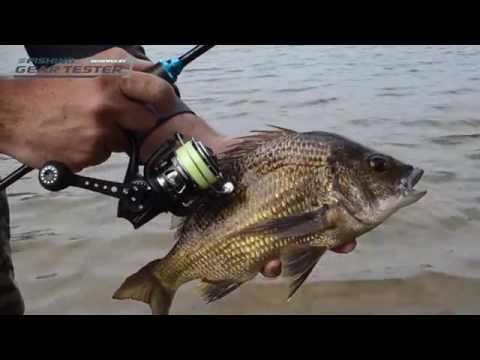 VIDEO FIELD REVIEW : Abu Garcia Revo MGX spinning reel