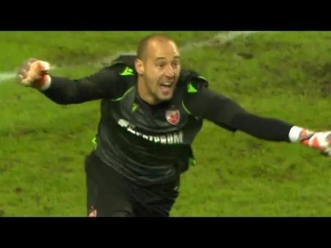 Kopenhagen - Crvena zvezda penali - Aleksandar Tucakovic
