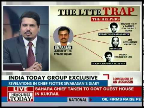 Confessions of an Assassin: Revealed the intricate details of plot to kill Rajiv Gandhi