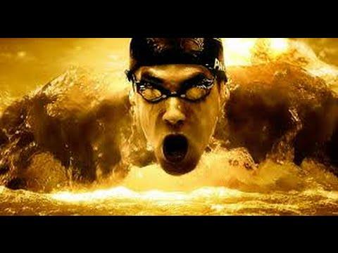 El hijo de una sirena y un tiburón:Michael Phelps