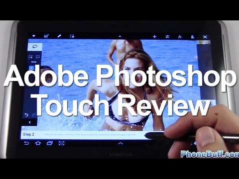 adob photoshop for android