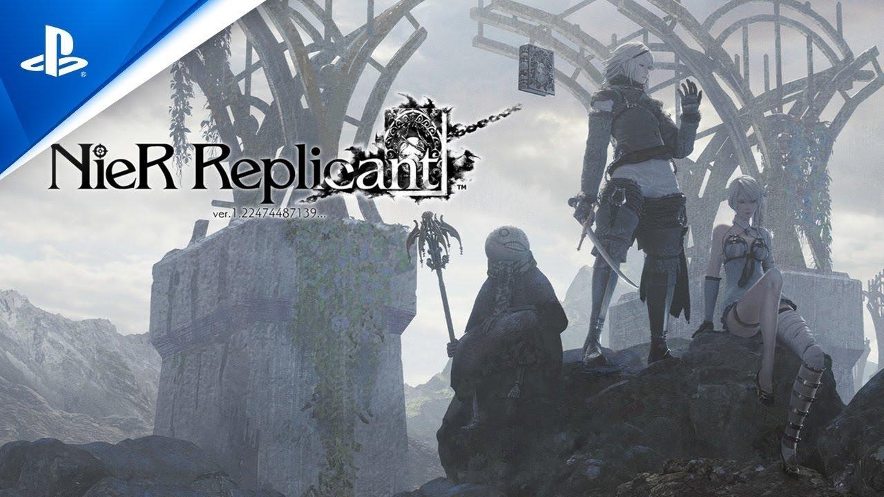 NieR Replicant ver.1.22474487139... - TGS Trailer | PS4
