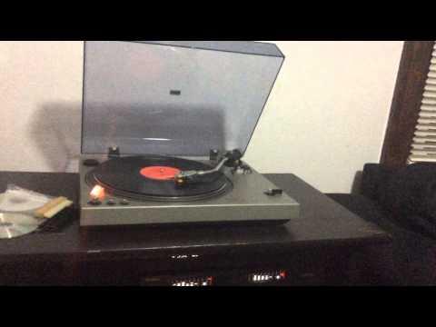 Frank Mills - Music box dancer from vinyl (1974)