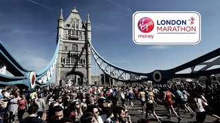 London Marathon - Course Overview in 12 Minutes