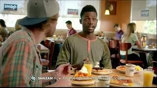 IHOP Commercial  signature pancakes (2014)