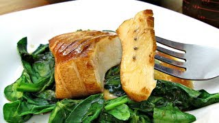 Oolong Chilean Sea Bass - PoorMansGourmet