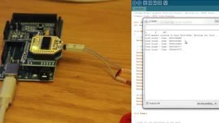 Видеоуроки по Arduino. Чтение RFID-меток (12-я серия)