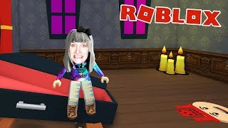 Roblox: FROM TIME TRAVEL - Nina teleported into creepy obbys - ESCAPE TIME TRAVEL OBBY