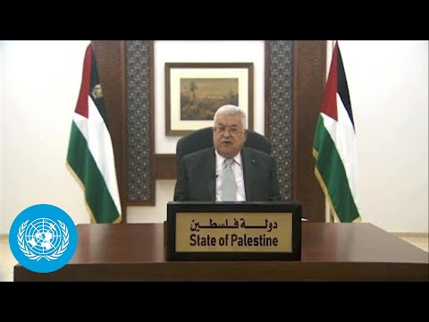 🇵🇸 Palestine - President Addresses General Debate, 75th Session